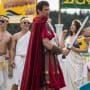 Behold, Julius Ceasar - DC's Legends of Tomorrow Season 3 Episode 1
