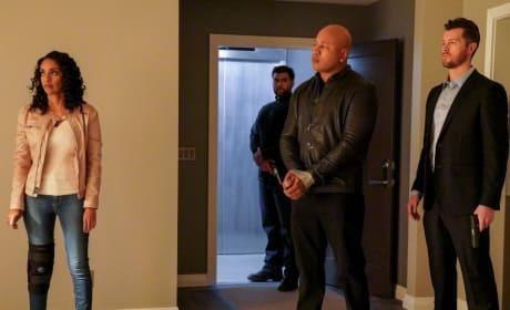 Captive Agent - NCIS: Los Angeles Season 9 Episode 19