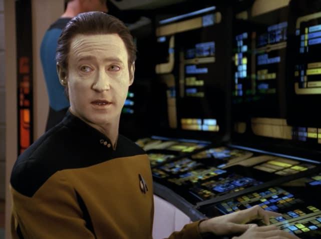 Data - Star Trek The Next Generation
