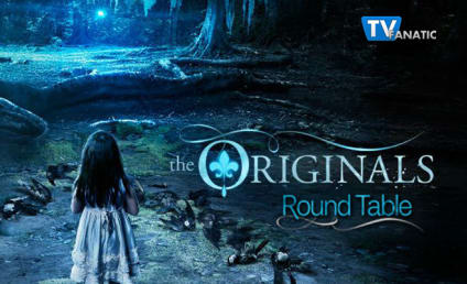 The Originals Round Table: The Great Escape