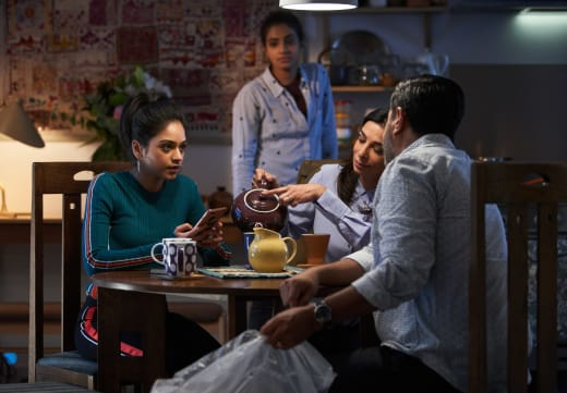 Khan Family Gathering - Doctor Who Season 11 Episode 4