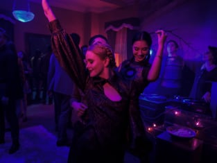 The Weird Sisters Dancing - Chilling Adventures of Sabrina