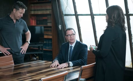 A New Team? - Scandal Season 7 Episode 1