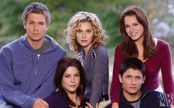 One Tree Hill Cast Pic