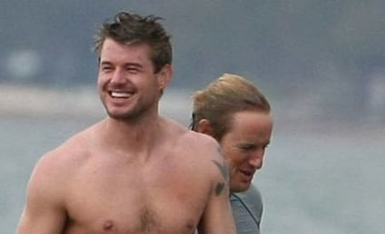 Eric Dane Earns McSteamy Nickname