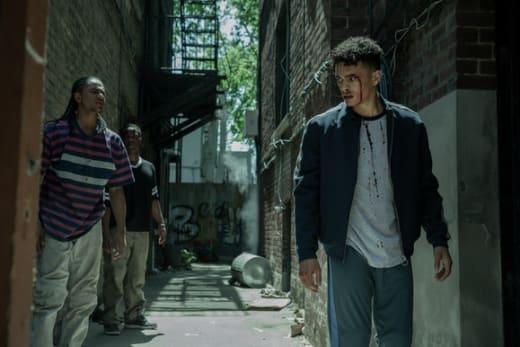 Young Shadow - American Gods Season 2 Episode 2