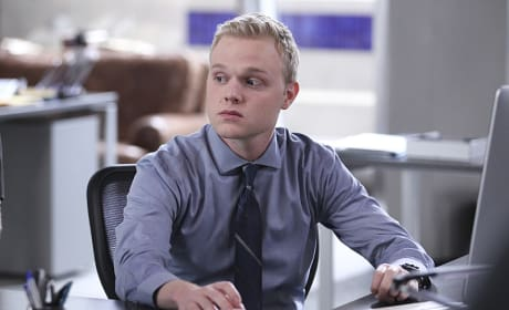 Will Wiley Tell Her? - The Mentalist Season 7 Episode 8