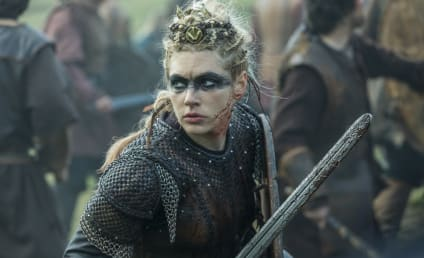 Vikings Spoilers: Will Lagertha Sacrifice Herself to Save Her Village?