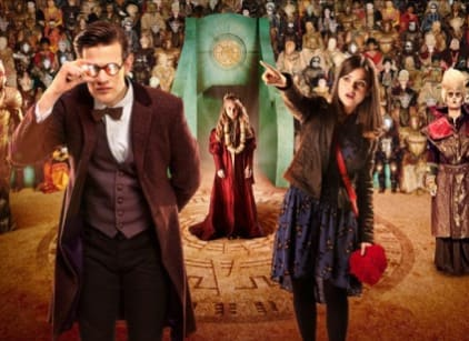 Watch Doctor Who Season 7 Episode 8 Online