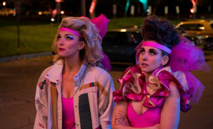 GLOW: Coming to an End!