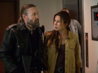 Rachel Helps the Sick - The Last Ship