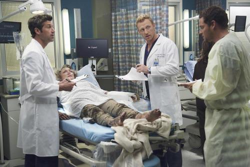 Derek, Alex and Owen