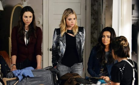 What Was That? - Pretty Little Liars Season 5 Episode 21