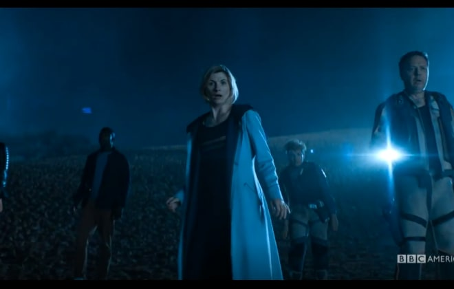 Doctor Who Season 11 Official Teaser: This is Gonna Be Fun!