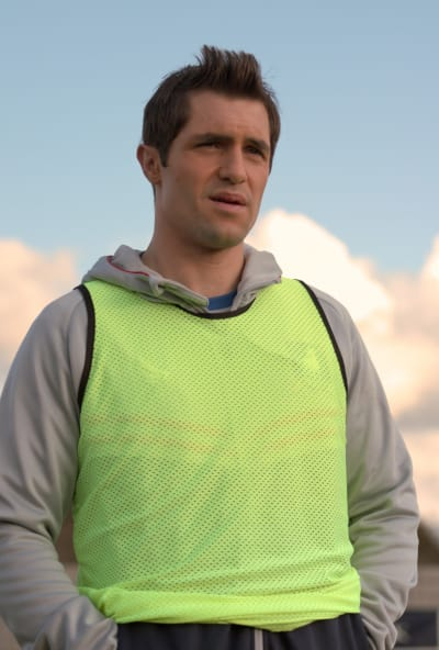 Jamie on the Pitch - Ted Lasso Season 1 Episode 3