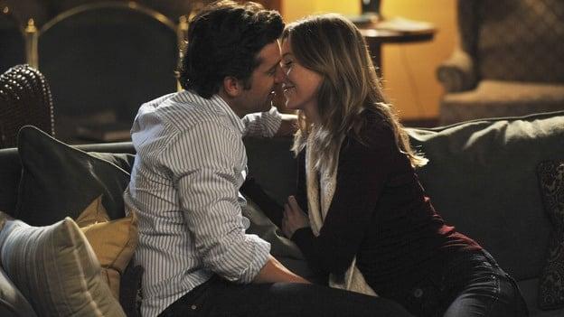 Derek & Meredith - Grey's Anatomy