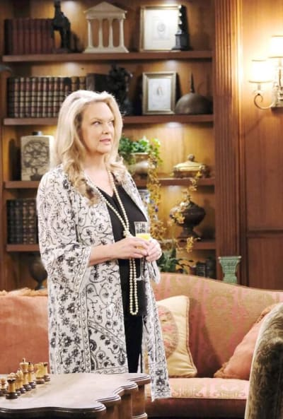 Anna Warns Jack/Tall - Days of Our Lives