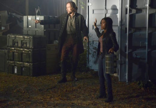 Ichabod and Abby