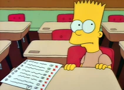 Watch The Simpsons Season 2 Episode 1 Online