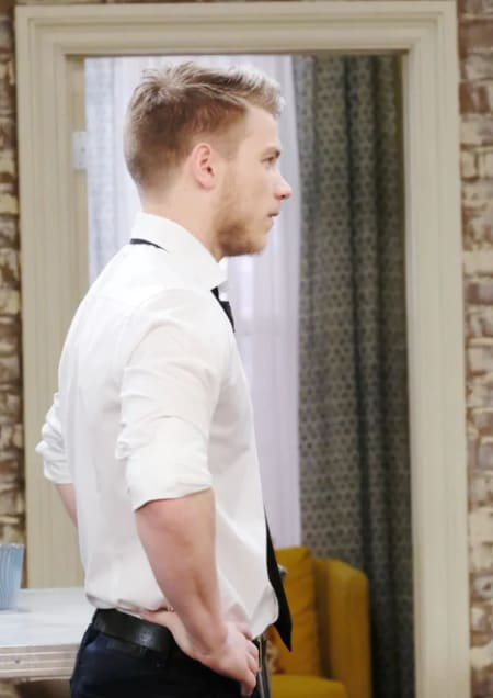 Tripp Makes a Decision - Days of Our Lives