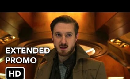 DC's Legends of Tomorrow Promo: Two Years in 1958?!