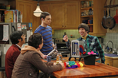 The Big Bang Theory Boys