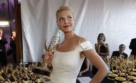 Best Supporting Actress!