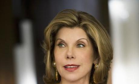 Christine Baranski as Victoria Hartley