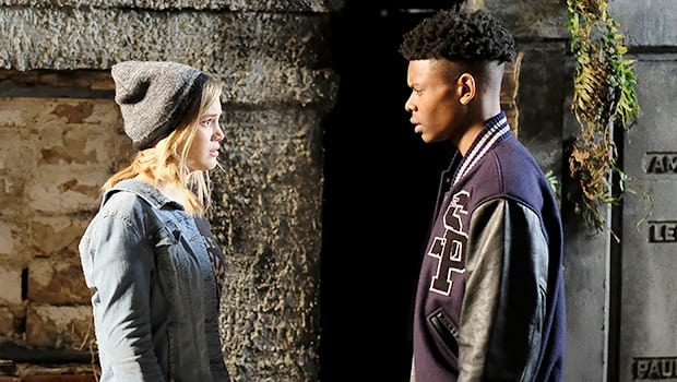 Tyrone and Tandy - Cloak and Dagger