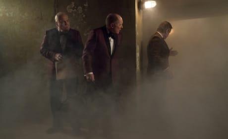 A Smoke Filled Room - The Blacklist Season 6 Episode 13