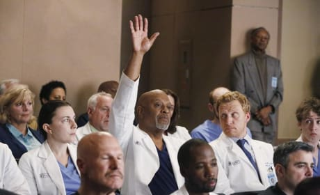 I Have a Question - Grey's Anatomy Season 11 Episode 13