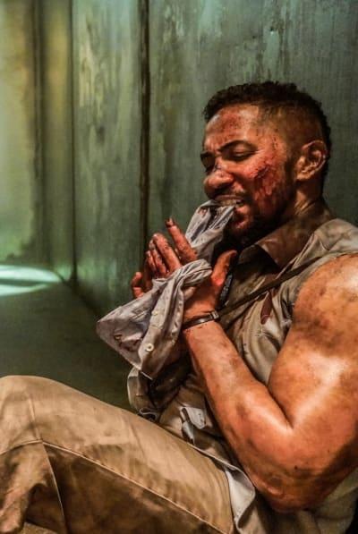 Surviving Captivity -- Tall - SEAL Team Season 4 Episode 5