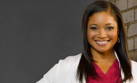 Tamala Jones as Dr. Lane Parish -- Castle