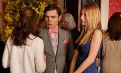 "Gossip Girl Spoilers: ""The Grandfather"""