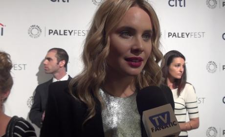 Leah Pipes PaleyFest Interview
