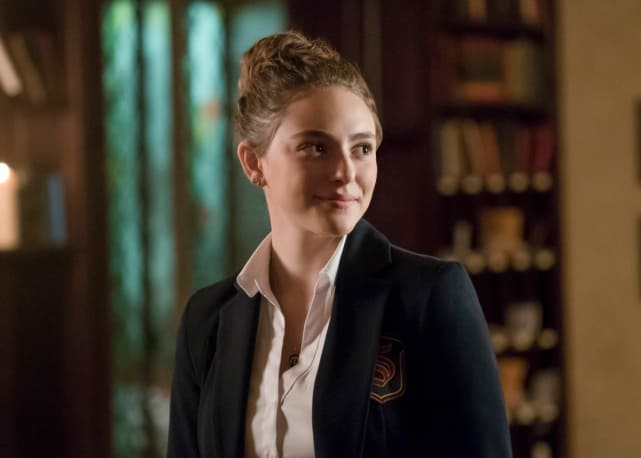 Smile Time - The Originals Season 5 Episode 5