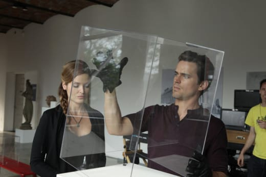 Neal Works a Museum Heist