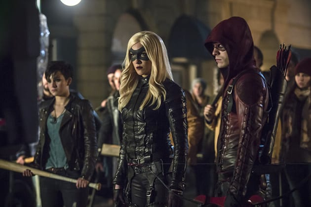 Triple Threat - Arrow Season 3 Episode 12