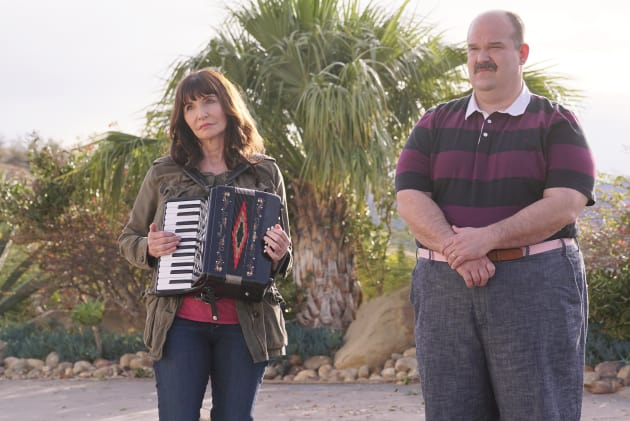 A funeral for their home - The Last Man on Earth Season 4 Episode 18