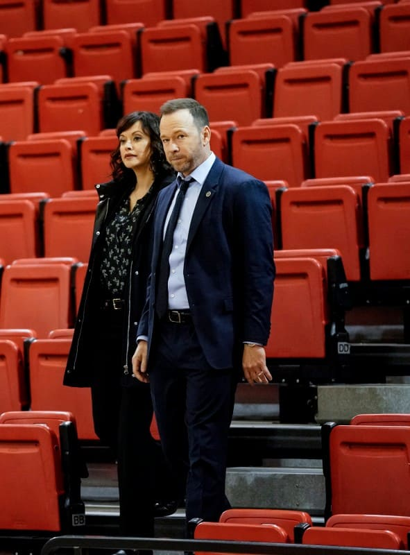 In the Stands - Blue Bloods Season 9 Episode 12