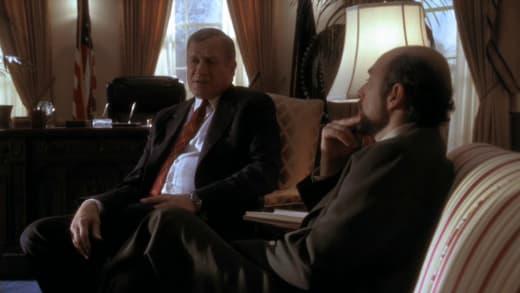 Peyton Cabot Harrison III - The West Wing Season 1 Episode 9