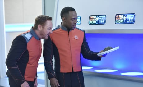 Who Ordered This?  - The Orville Season 2 Episode 2
