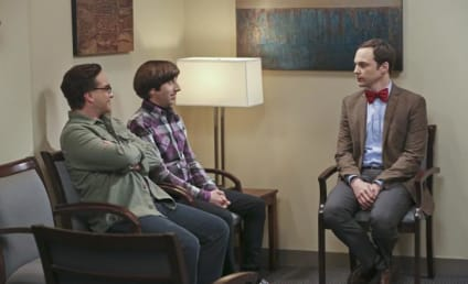 Watch The Big Bang Theory Online: Season 9 Episode 18