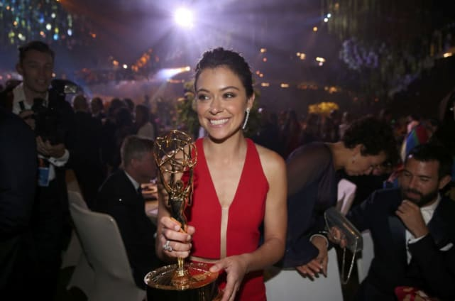 Tatiana Maslany's Emmy Win