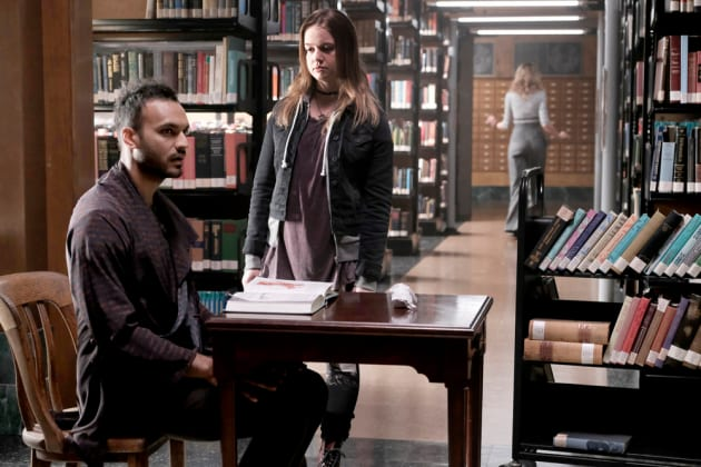 Partners? - The Magicians Season 2 Episode 11