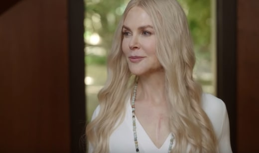 Nicole Kidman on Nine Perfect Strangers