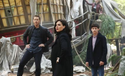 TV Ratings Report: Once Upon A Time & Quantico Return Low