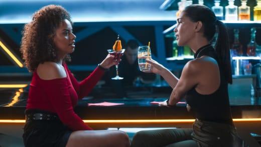 Friends or Foes? - Pandora Season 2 Episode 6