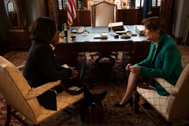 A Meeting of the Minds - How To Get Away With Murder Season 5 Episode 6