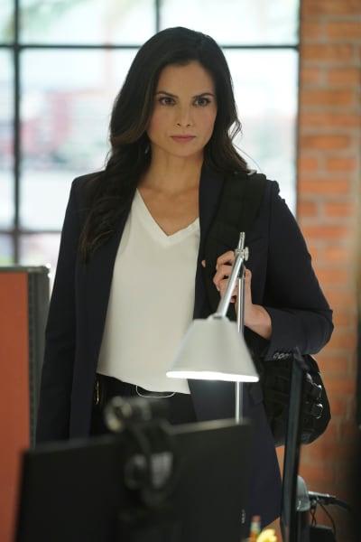 Katrina Law on the Premiere - NCIS Season 19 Episode 1